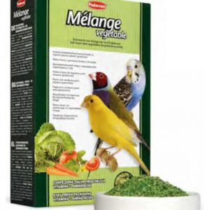 مکمل غذایی سبز یجات پرندگان دانه خوار در دامپزشکی